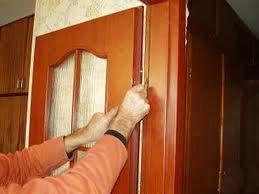 установка межкомнатных дверей в Курске